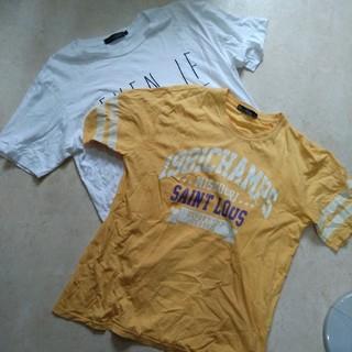 シマムラ(しまむら)のメンズ シャツ 2枚セット(シャツ)