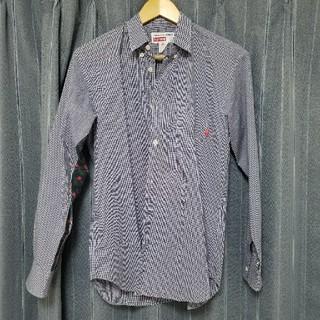 シュプリーム(Supreme)のsupreme×comme des garcons shirt(シャツ)