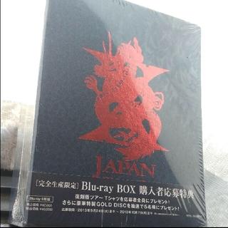 X JAPAN ブルーレイ ボックス Blu-rayライブDVD6枚セット(ミュージック)