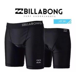 ビラボン(billabong)の格安♡ ビラボンBILLABONG♡ Mサイズ サーフインナー ラッシュ素材(水着)