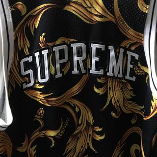シュプリーム(Supreme)のsupreme nike タンクトップ ゲームシャツ バスケシャツ(タンクトップ)