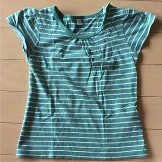 ムジルシリョウヒン(MUJI (無印良品))の無印良品 Tシャツ 90cm(Tシャツ/カットソー)