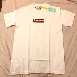 シュプリーム(Supreme)のsupreme パイソン ボックスロゴ Tシャツ(Tシャツ/カットソー(半袖/袖なし))