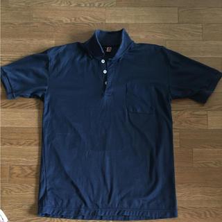 メンズ ポロシャツL(ポロシャツ)