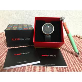 アレッシィ(ALESSI)のALESSI 腕時計とボールペンセット♪(腕時計(アナログ))