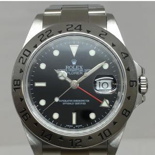 ロレックス(ROLEX)のロレックス エクスプローラー2 16570 K番(腕時計(アナログ))