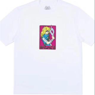 シュプリーム(Supreme)のpalace mangal tee 白 M(Tシャツ/カットソー(半袖/袖なし))
