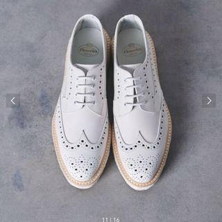 チャーチ(Church's)の新品未使用 Church''s チャーチ  KEELY2 シューズ 白 37(ローファー/革靴)