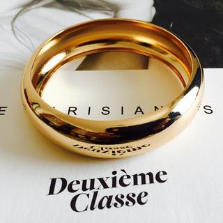 DEUXIEME CLASSE - ★新品 Deuxieme Classe ドゥーズィエムクラス ゴールドバングル