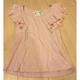 ラグナムーン(LagunaMoon)の新品未使用 ラグナムーン Tシャツ(Tシャツ(半袖/袖なし))