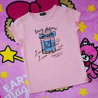 ジェニィ(JENNI)の【美品】JENNIlove 限定Tシャツ 140cm(Tシャツ/カットソー)