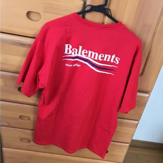 バレンシアガ(Balenciaga)のbalements Tシャツ(Tシャツ/カットソー(半袖/袖なし))