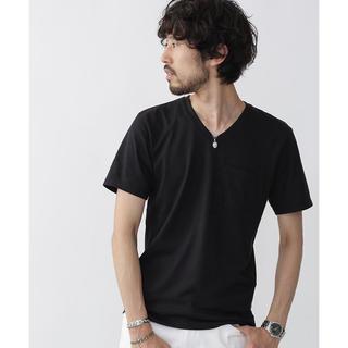 ナノユニバース(nano・universe)のナノユニバース Tシャツ Anti Soaked (Tシャツ/カットソー(半袖/袖なし))