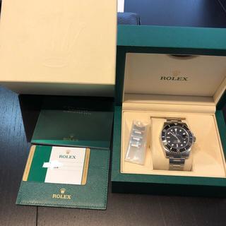 ロレックス(ROLEX)の94万 再出品 116610LN サブマリーナ ロレックス 保証つき ROLEX(腕時計(アナログ))