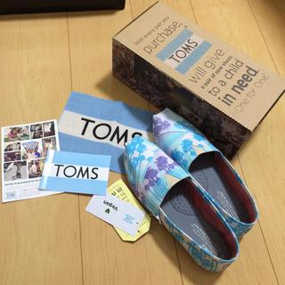トムズ(TOMS)の新品TOMS☆フラットシューズ(スニーカー)