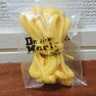 ドクターマーチン(Dr.Martens)の【純正】Dr.Martens  靴紐【新品】(ブーツ)
