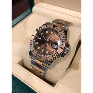 ロレックス(ROLEX)のROLEX ロレックス ヨットマスター 40 116621 コンビ 日本正規品(腕時計(アナログ))