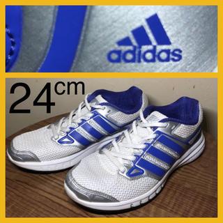 adidas - adidas 女性用ランニングシューズ 24cm