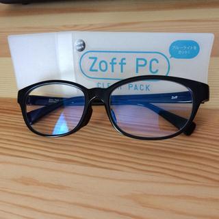 ゾフ(Zoff)のZoff PC ブルーライトカット眼鏡(サングラス/メガネ)