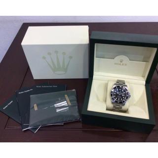 ロレックス(ROLEX)の極美品正規品 ROLEX サブマリーナデイト 116610LN ①(腕時計(アナログ))