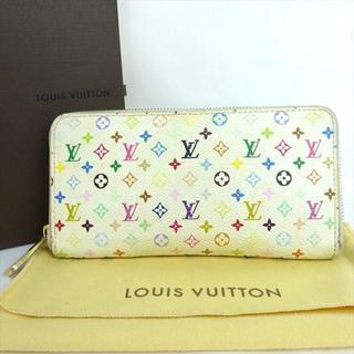 ルイヴィトン(LOUIS VUITTON)のルイヴィトン ヴィトン 長財布 ラウンドファスナー(財布)