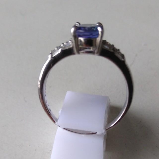 タンザナイトリング レディースのアクセサリー(リング(指輪))の商品写真