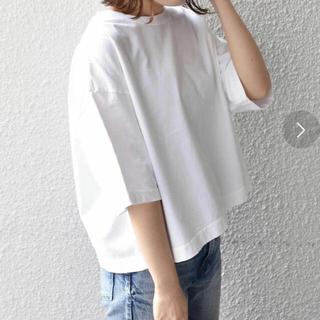 シップスフォーウィメン(SHIPS for women)のSHIPS BIG Tee☆新品(Tシャツ(半袖/袖なし))