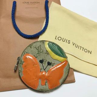 ルイヴィトン(LOUIS VUITTON)の【ルイヴィトン】コインケース 蝶々(コインケース)