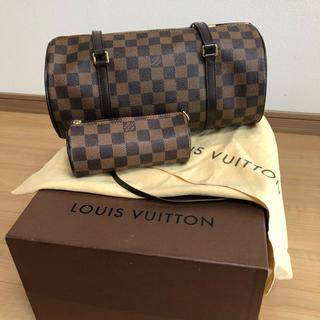 ルイヴィトン(LOUIS VUITTON)のLouis Vuitton ルイヴィトン ダミエ パピヨン バッグ(ハンドバッグ)