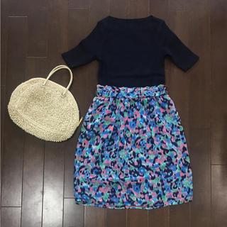ユニクロ(UNIQLO)のUNIQLO スカート Sサイズ(ひざ丈スカート)