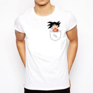 ドラゴンボールのtシャツ(Tシャツ/カットソー(半袖/袖なし))