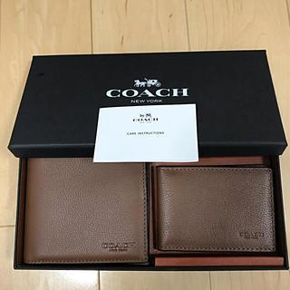 コーチ(COACH)のコーチ財布(折り財布)