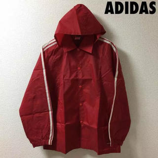 アディダス(adidas)の1138 adidas アディダス ナイロンジャケット スナップボタン(ナイロンジャケット)