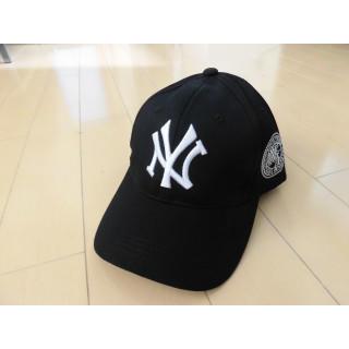 ヤンキース NY キャップ ベースボールキャップ 野球帽 黒  (キャップ)