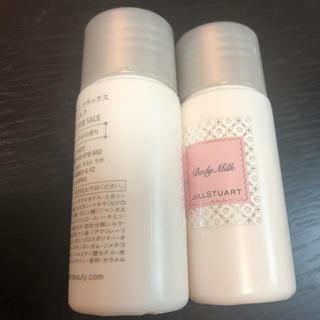 ジルスチュアート(JILLSTUART)の新品 ジルスチュアート ボディミルク(ボディローション/ミルク)