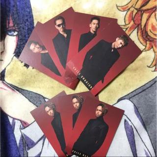EXILE ローソン スピードくじ(ミュージシャン)