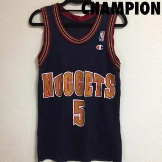 チャンピオン(Champion)の2519 NBA NUGGETS ナゲッツ ユニフォーム 5 ローズ(タンクトップ)