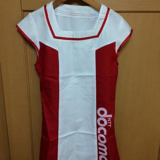ドコモ docomo 制服 キャンギャル 衣装セット(衣装)