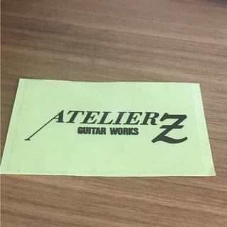 ギター ベース メーカー  ATELIER Z  ステッカー(その他)