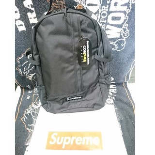 シュプリーム(Supreme)の新品 supreme 18ss backpack シュプリーム(バッグパック/リュック)