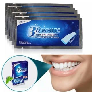 新品 3Dホワイト 歯のホワイトニングシート 14枚入り(28シート)