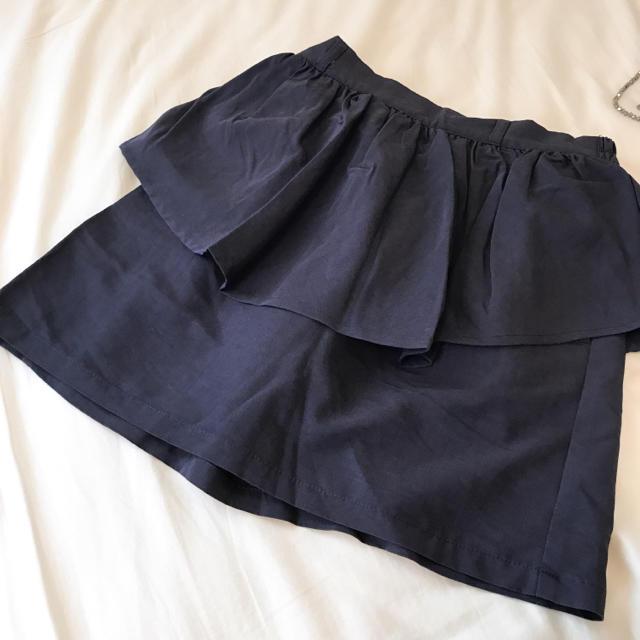 LOWRYS FARM(ローリーズファーム)のフリル ミニスカート レディースのスカート(ミニスカート)の商品写真