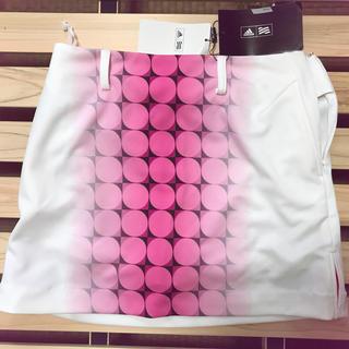 アディダス(adidas)のアディダスゴルフレディーススカート新品(ウエア)