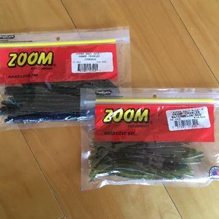 zoom swamp crawler 2パックセット ワームルアー