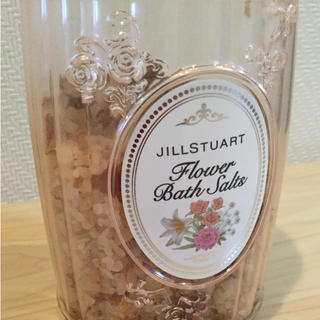 ジルスチュアート(JILLSTUART)のジルスチュアート  フラワーバスソルト JILL STUART(入浴剤/バスソルト)