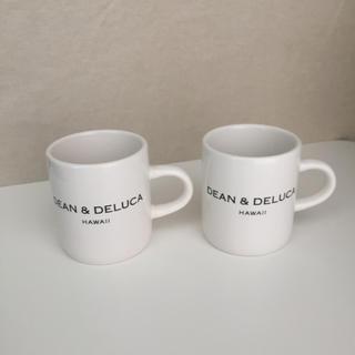 ディーンアンドデルーカ(DEAN & DELUCA)のDEAN&DELUCA ハワイ エスプレッソ カップ 2個(グラス/カップ)