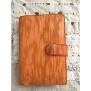 ルイヴィトン(LOUIS VUITTON)の♪美品 LOUIS VUITTON ルイヴィトン  がま口財布  エピライン (財布)