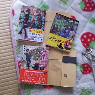 カドカワショテン(角川書店)の小説*まとめ売り(文学/小説)