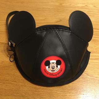 Disney - ミッキー  イヤーハット型 ペンケース ディズニーリゾート