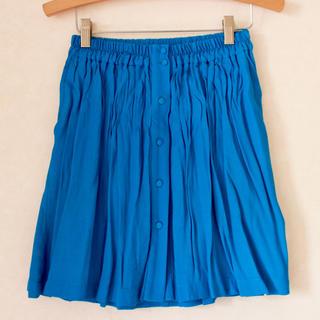 ザラ(ZARA)の《新品》ザラ❤︎ ポケット付 ボタンスカート(ミニスカート)